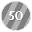 Over 50 Users Refereed Icon