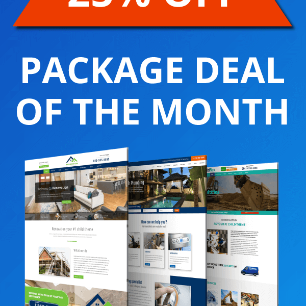 Package Deal Of The Month 1