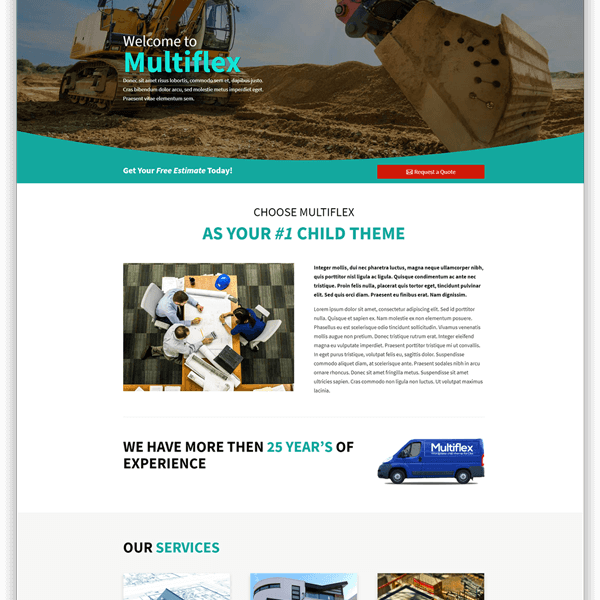 Multiflex child Theme 1