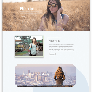 Photelo child Theme