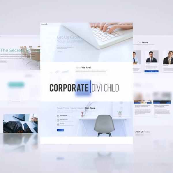 corporate-divi-child-theme