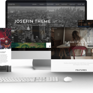 Josefin child Theme