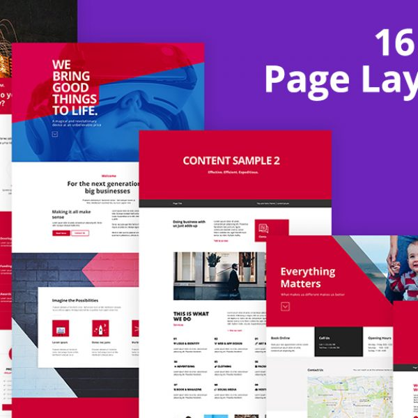 16-Divi-Page-Layouts