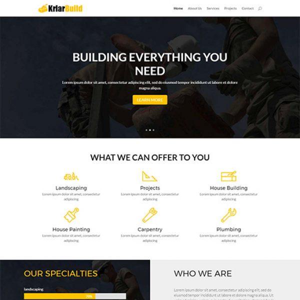 kriar-build-divi-child-theme